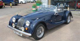 Car of the Month. 1999 Morgan Plus 4.