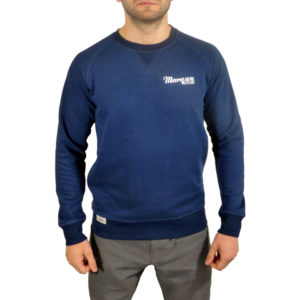 Morgan Navy Blue Sweatshirt