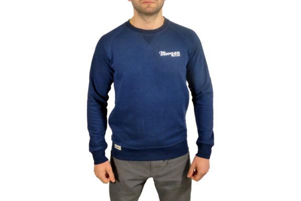 Morgan Navy Blue Sweatshirt