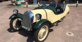 1935 Morgan F2 3 Wheeler. Reduced Price.